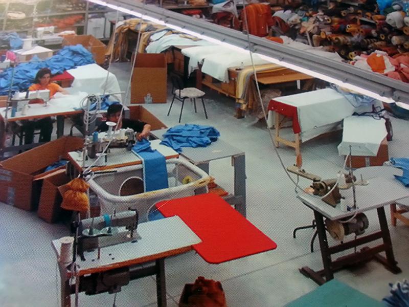 fabbrica tessuti ignifughi