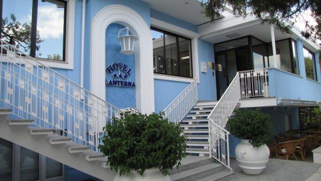 Hotel Lanterna Porto San Giorgio (FM)