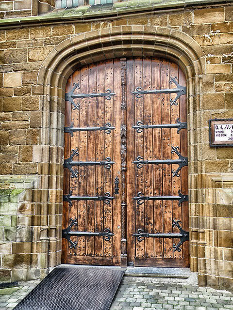 porta architettura